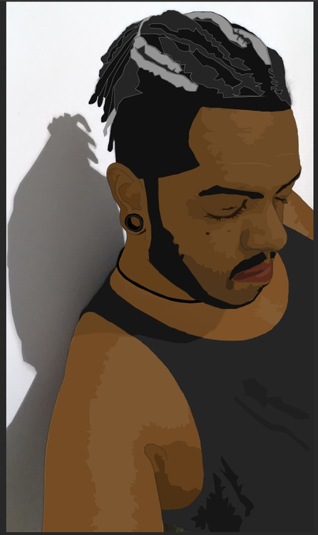 vector. thought closer real pic - blueanath | ello