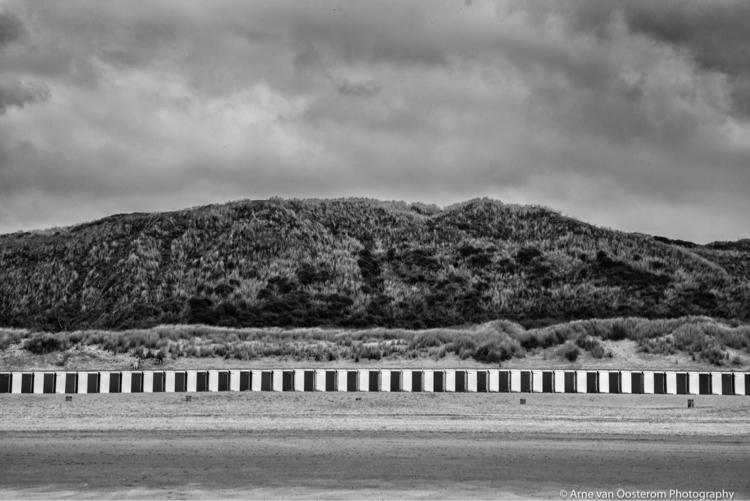Zeeland - photography, bnw, blackandwhitephotography - arnevanoosterom | ello
