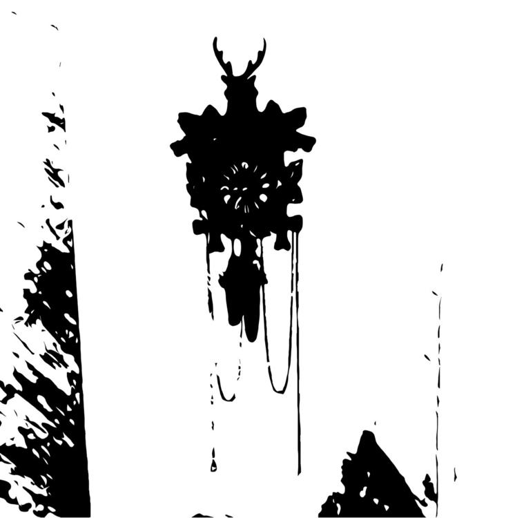 Antique Clock Print - 5amdonuts | ello