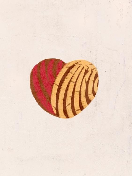 conchas chocolate de la abuelit - cariguevara | ello