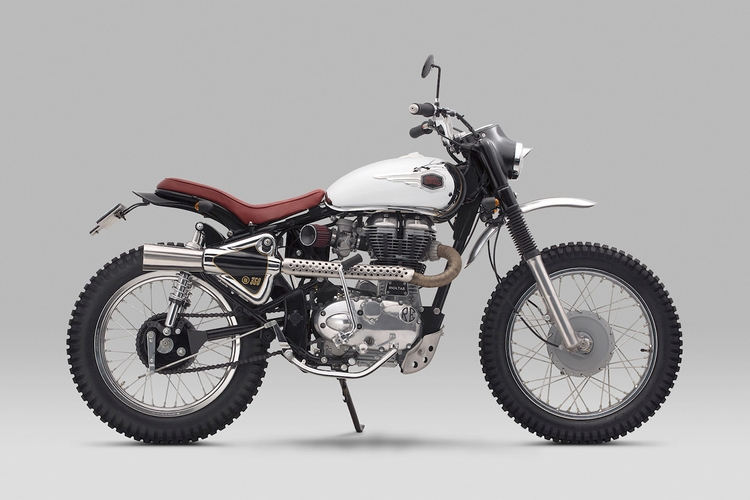 Thrive built coolest Enfield - motorcycles - red_wolf | ello