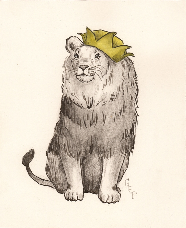 LION KING sweet project deer mu - gretchenellenpowers | ello