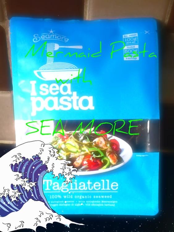 SPONSORED: Seaweed pasta Seamor - dinosaurboo   ello