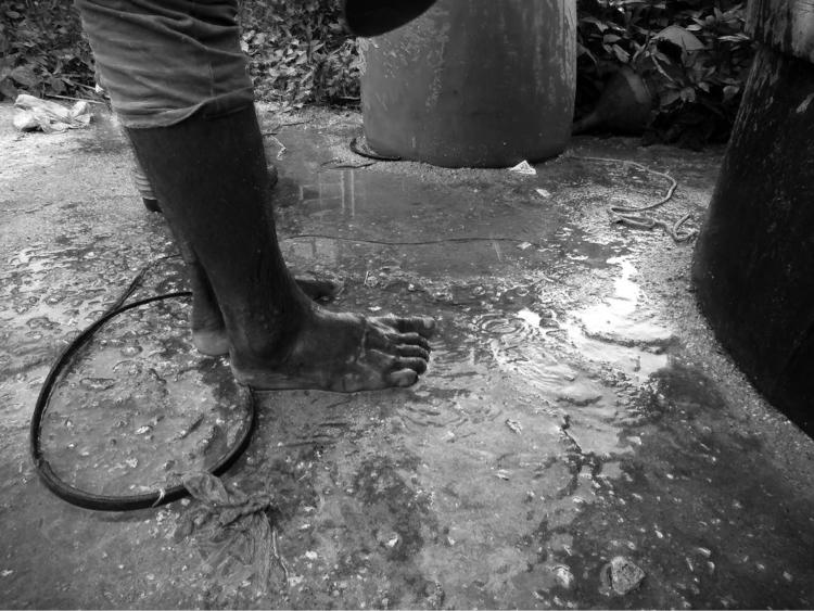 Washing work - junwooson | ello