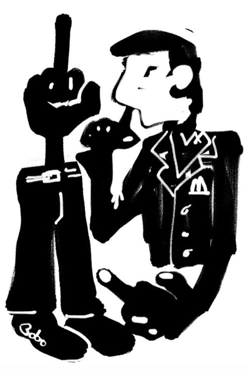pantsalutegregious,, pants,, salute, - bobogolem_soylent-greenberg | ello