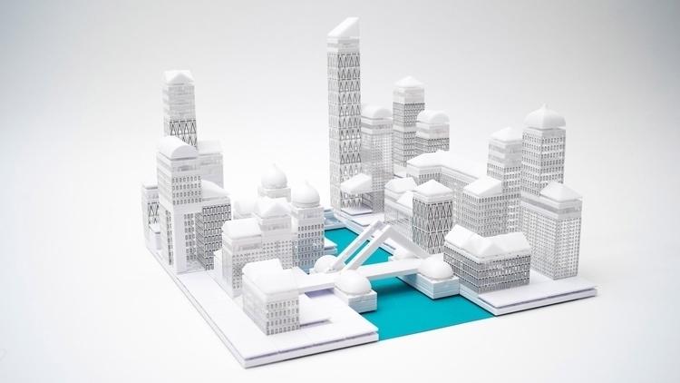 Arckit Cityscape Masterplan - elloarchitecture | ello
