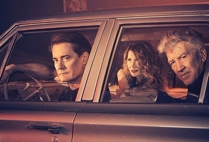 """Twin Peaks"" creators actors ha - bonniegrrl 