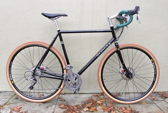 Soma Double Cross Disc Xpress t - somafab | ello
