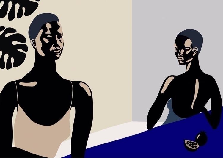 illustration, art - jyxchen | ello