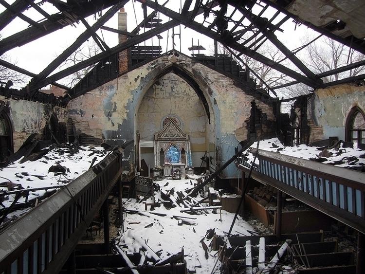 Victorian church Detroit built  - nailhed | ello