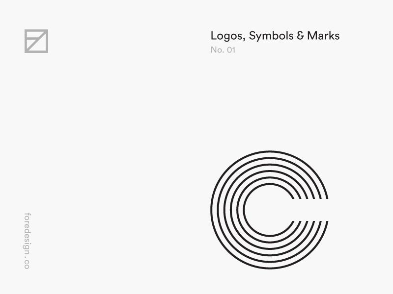 Logos, Symbols Marks: 01 - foredesign | ello