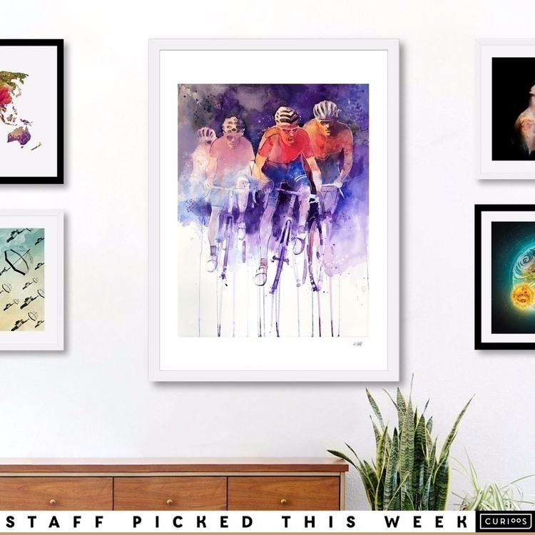 art Staff Picked week - Curioos! - andreuccettiart | ello