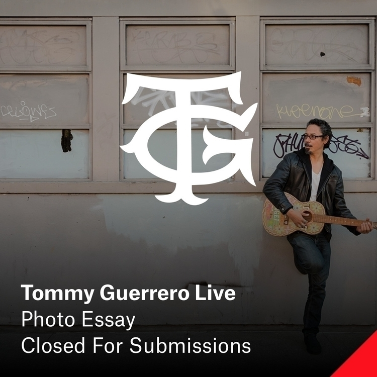 Tommy Guerrero Live — Details A - elloartistinvites | ello