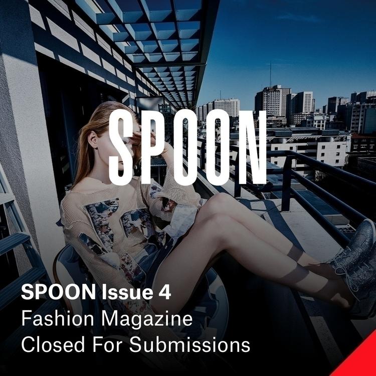 SPOON Issue 04 — Submission Det - elloartistinvites | ello