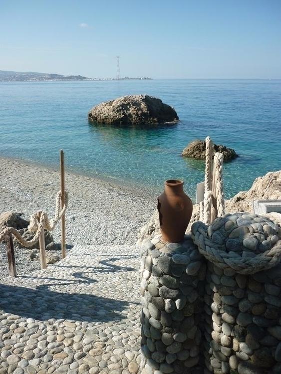 Calabria, Cala Sangrioli con ve - giuseppefuser | ello