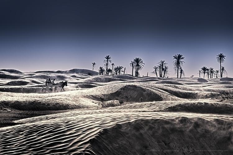 Sahara Express | Tunisia - photography - frank-zschieschang | ello