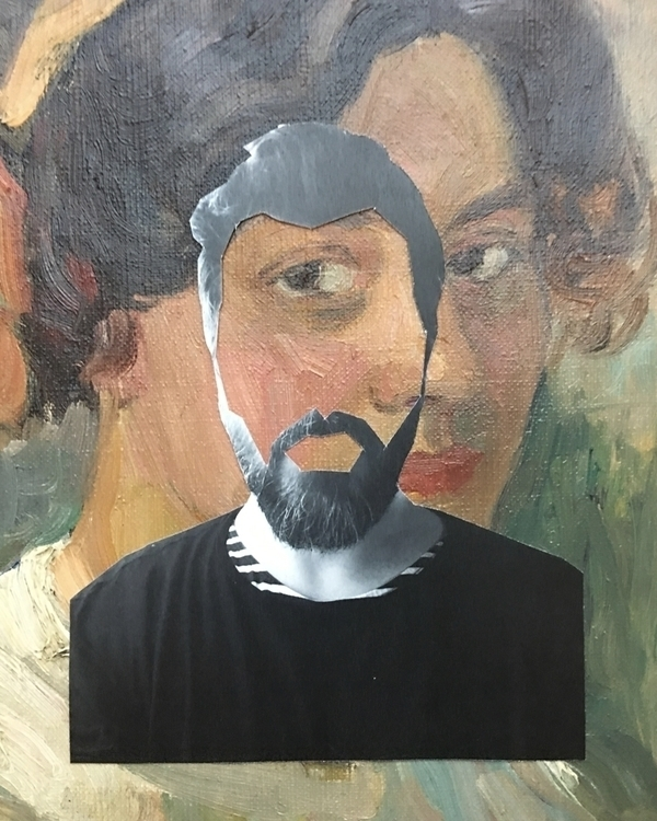 23ª 108 variations portrait - josephsohn | ello