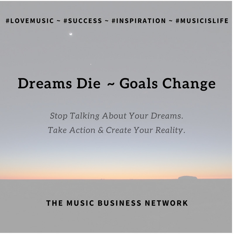 Inspiration, Goals Success drea - musicbiznetwork | ello