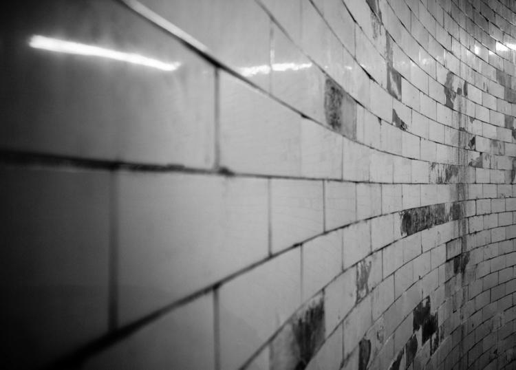 Path | Foot Tunnel - Greenwich, London - fabianodu | ello