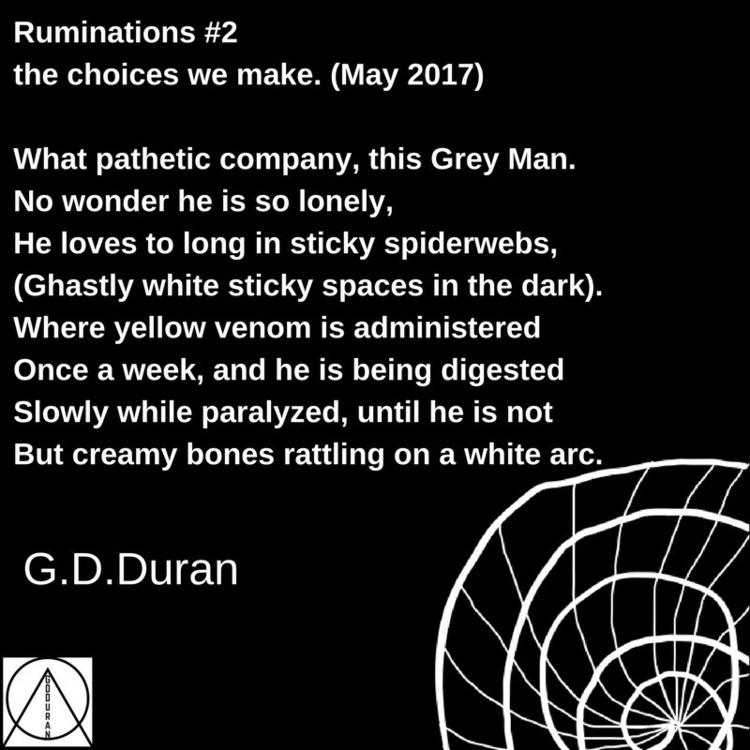 Ruminations choices 2017) path - gdduran | ello