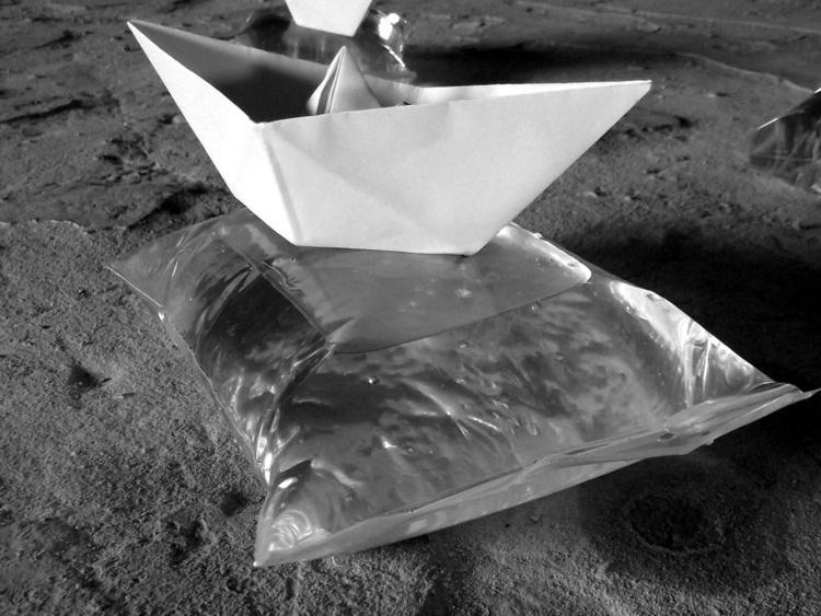 Paper boats time - Time OpokanZ - matyjaszewski   ello