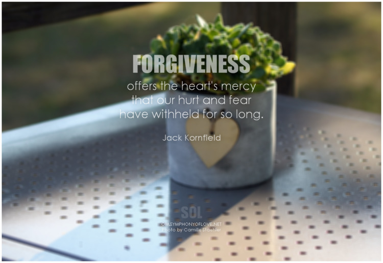 picture quotes Forgiveness offe - symphonyoflove | ello