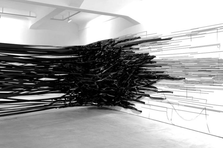 Art: Monika Grzymala - minimalist | ello
