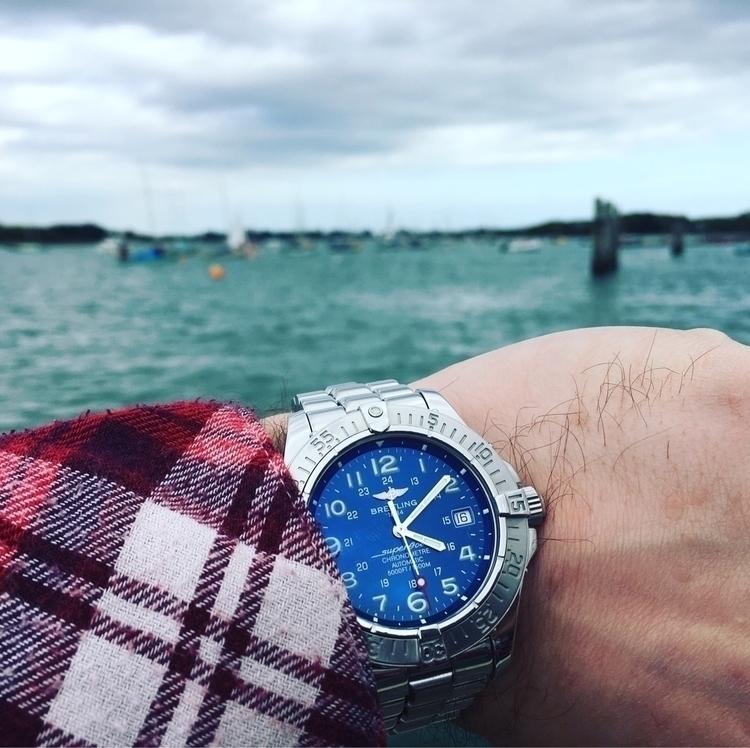 High tide Itchenor - Sailing, Watches - seanreilly | ello