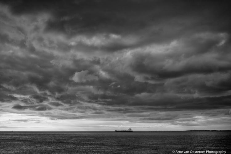 Zeeland - photography, bnw, blackandwhitephotography - arnevanoosterom   ello