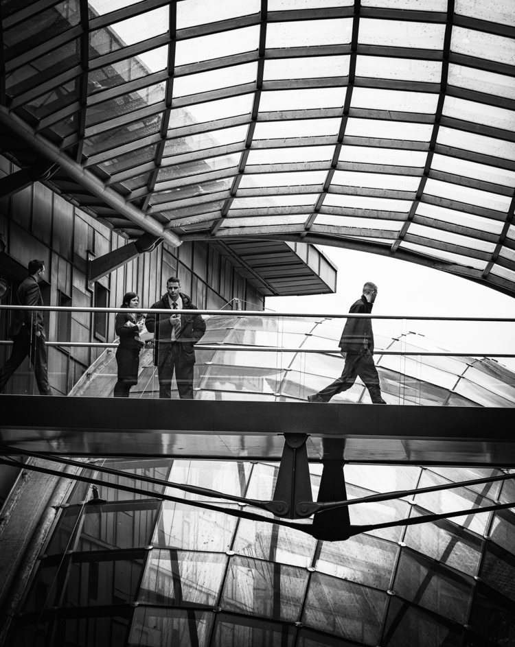 High line Circus. Cabot Circus  - bradverts | ello