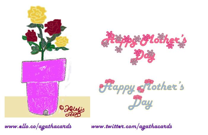Sunday funday Mom:bangbang: Mom - agathacards | ello