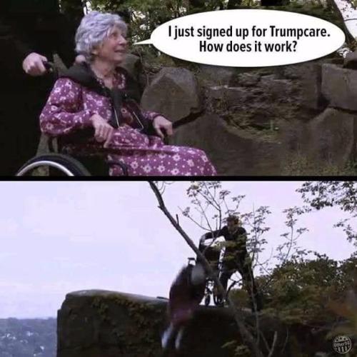 TrumpCare, MothersDay, ImpeachTrump - robogiggles   ello