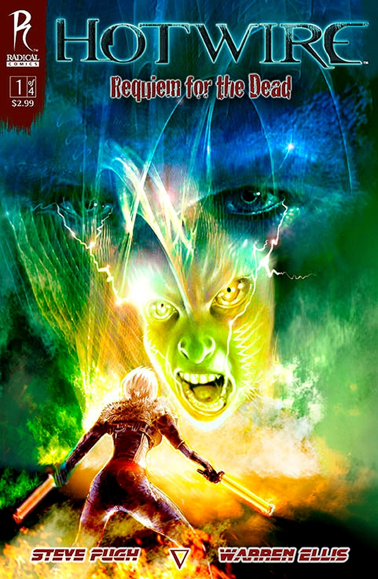 Cover art Hotwire - Radical Pub - alanbrooksart   ello