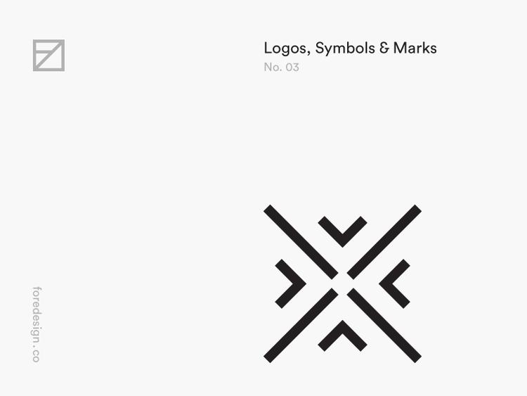 Logos, Symbols Marks: 03 - foredesign | ello