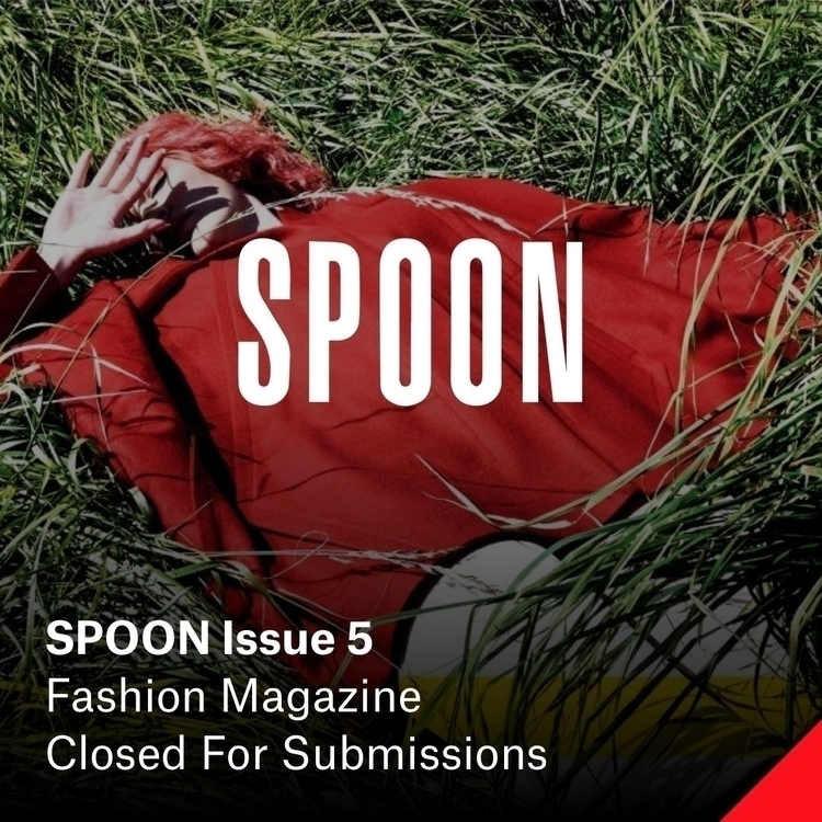 SPOON Issue 5 — Submission Deta - elloartistinvites | ello