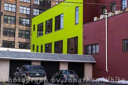 Green Building 2/26/13 St Paul  - jwgalleries | ello
