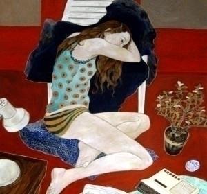 Painting acrylic card - helencann | ello
