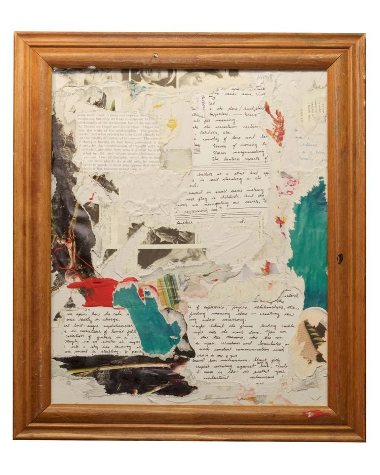 Philosophy Revolution - art, collage - jkalamarz | ello