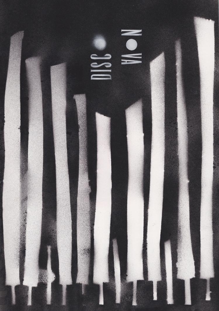 DISCO NOVA – Poster Season 3 - vicivici | ello