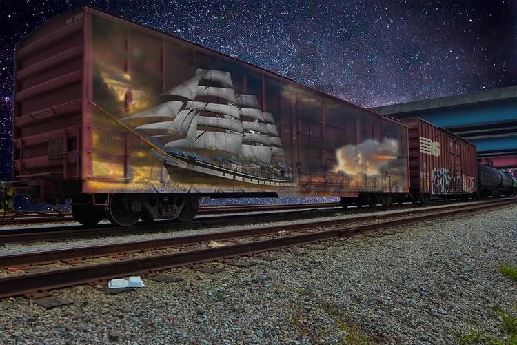 Train Train - dalespiry | ello