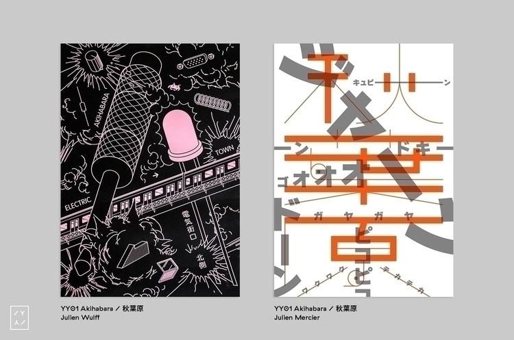 YamanoteYamanote / YY01 Akihaba - julmeme | ello
