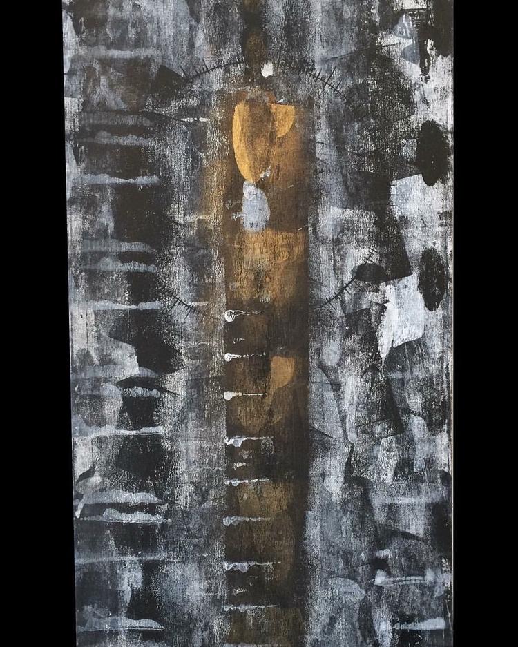 lost hope Acrylic wood panel 20 - leoartdelta9 | ello