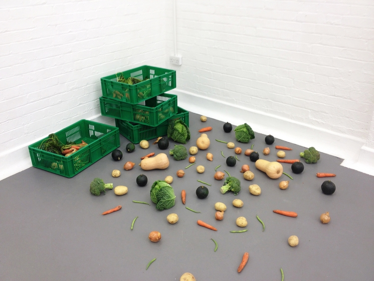 Nina Beier Scheme 2014 - installation - modernism_is_crap | ello