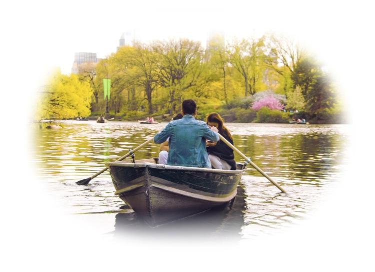 CANOE STORY Central Park, NY - photography - imdaric | ello