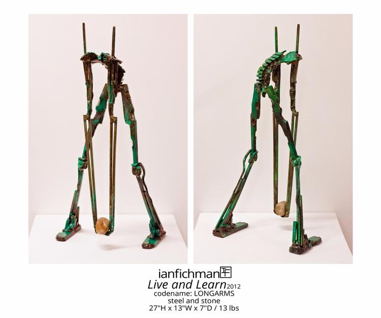 Live Learn 2012 codename: LONGA - ianfichman | ello