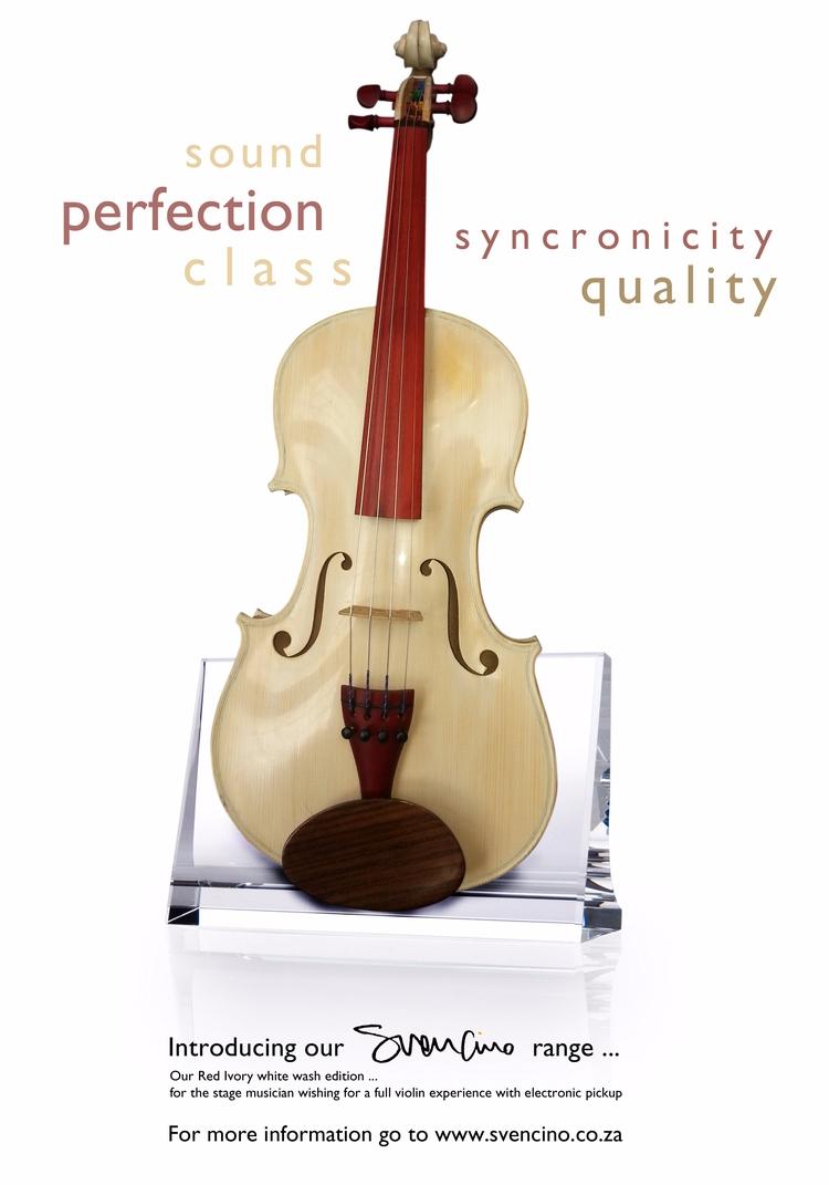 Introducing Svencino Edition - violin - svencino | ello