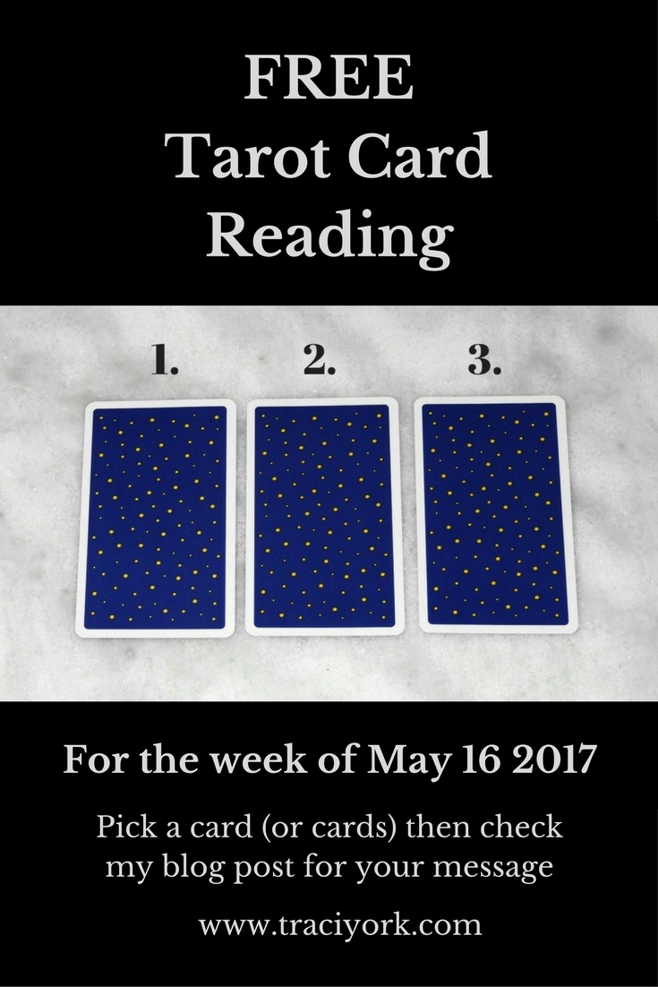 Tarot Tuesday! Pick card resona - traciyork | ello