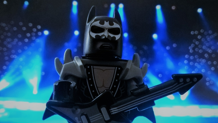 wanna - rockstar!, kiss, lego, batman - chogall   ello