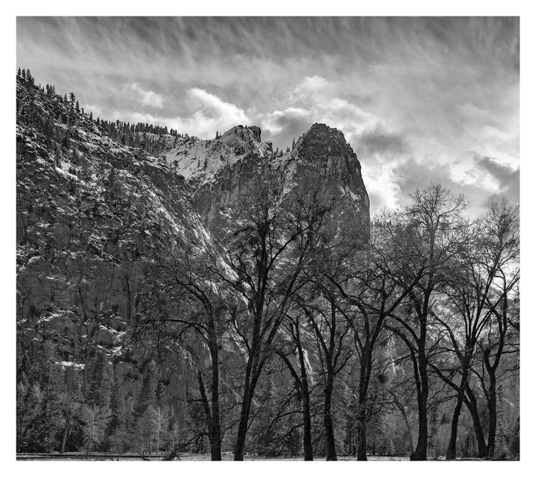 Sentinel Rock, Yosemite Nationa - guillermoalvarez | ello