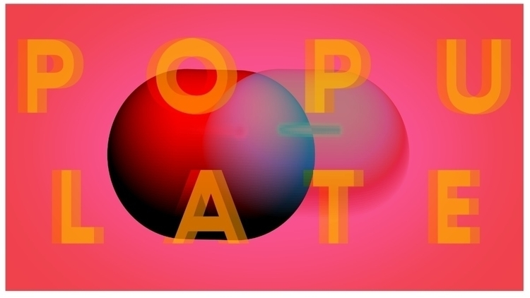 design, posterdesign, abstract - kbeats | ello